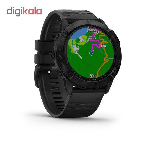ساعت هوشمند گارمین مدل fenix 6x pro main 1 2