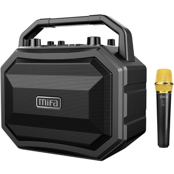 اسپیکر بلوتوثی قابل حمل میفا مدل T520 به همراه میکروفن