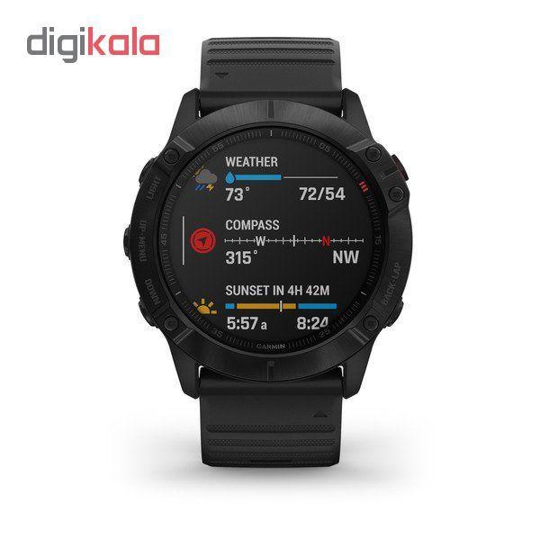 ساعت هوشمند گارمین مدل fenix 6x pro main 1 3