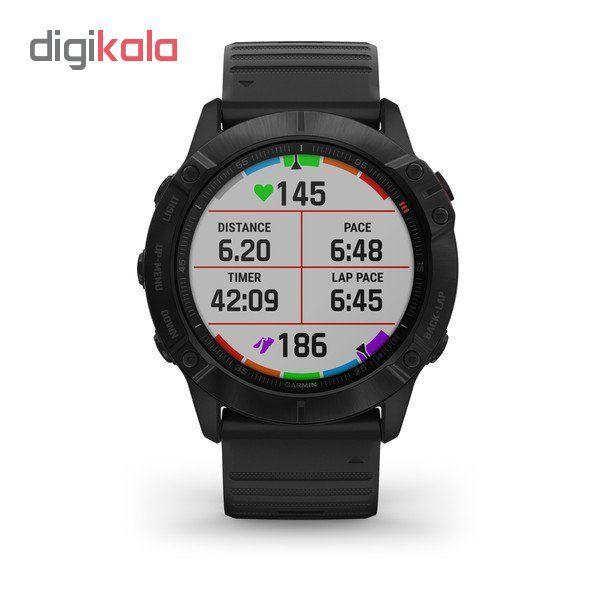 ساعت هوشمند گارمین مدل fenix 6x pro main 1 5