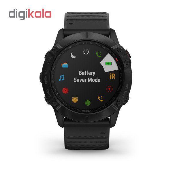 ساعت هوشمند گارمین مدل fenix 6x pro main 1 6