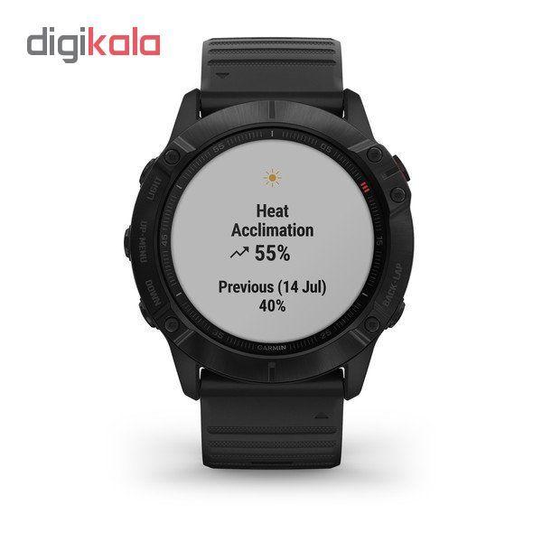 ساعت هوشمند گارمین مدل fenix 6x pro main 1 7