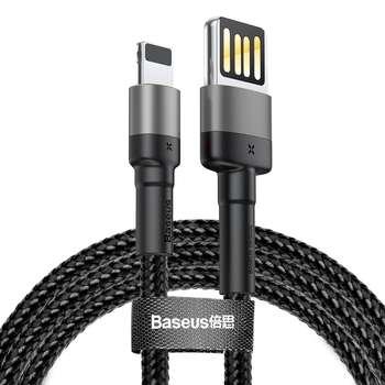 کابل تبدیل USB به لایتنینگ باسئوس مدل CALKLF-HG1 طول 2 متر