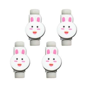 محافظ کابل طرح Rabbit کد 3314 بسته 4 عددی