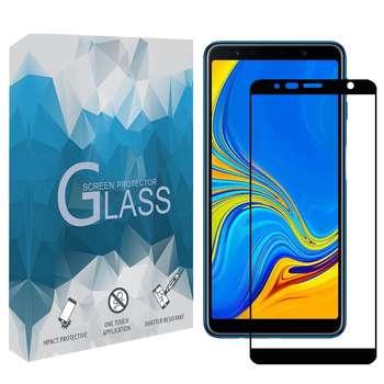 محافظ صفحه نمايش 5D مدل FGSP مناسب براي گوشي موبايل سامسونگ Galaxy J4 Core / J4 Plus 2018