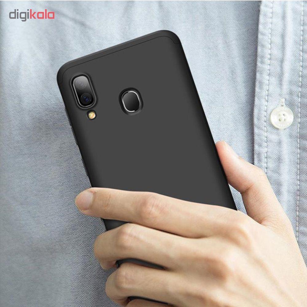 کاور 360 درجه مدل GKK مناسب برای گوشی موبایل سامسونگ Galaxy A30 / A20 main 1 2