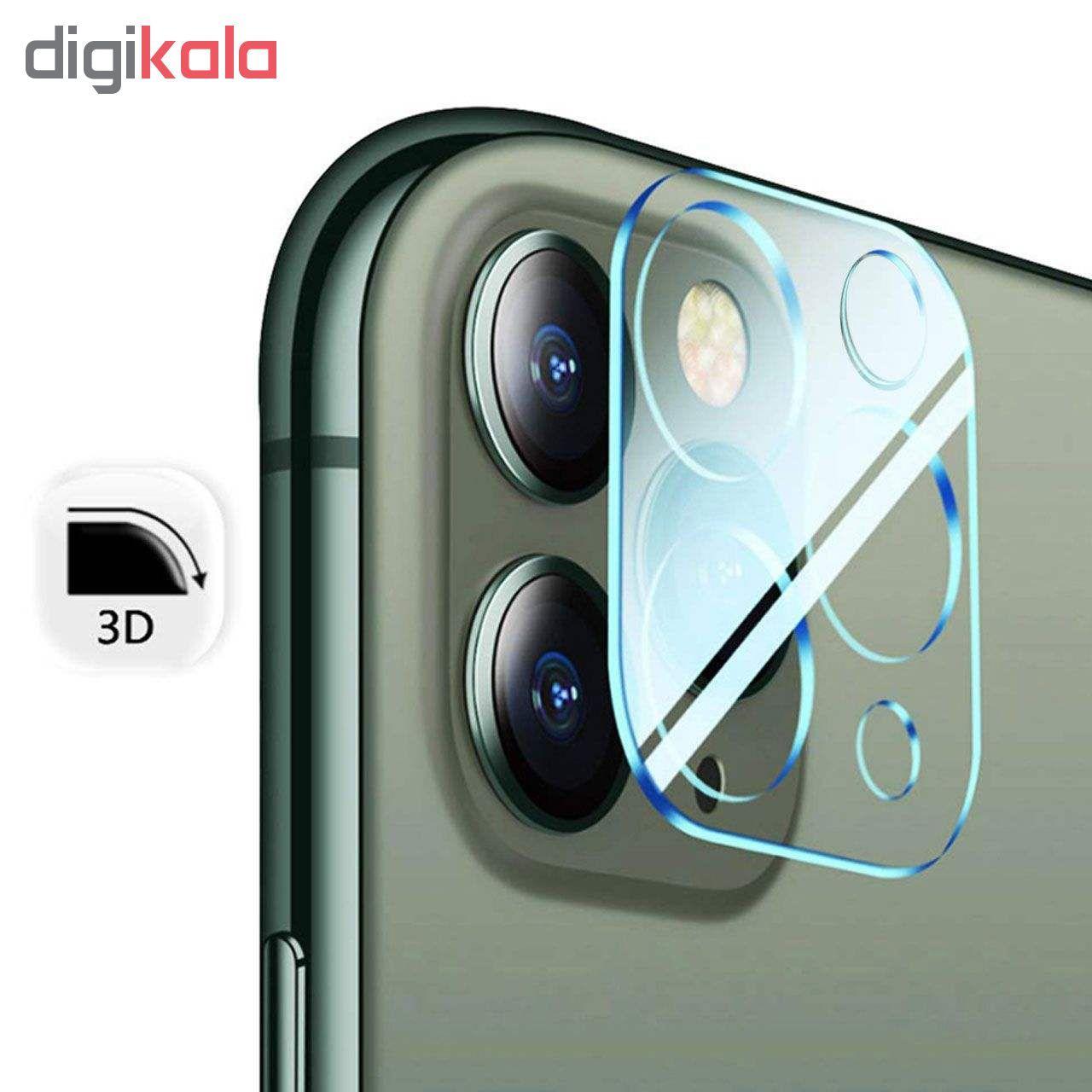 محافظ لنز دوربین مدل TC-11 مناسب برای گوشی موبایل اپل iPhone 11 Pro main 1 2