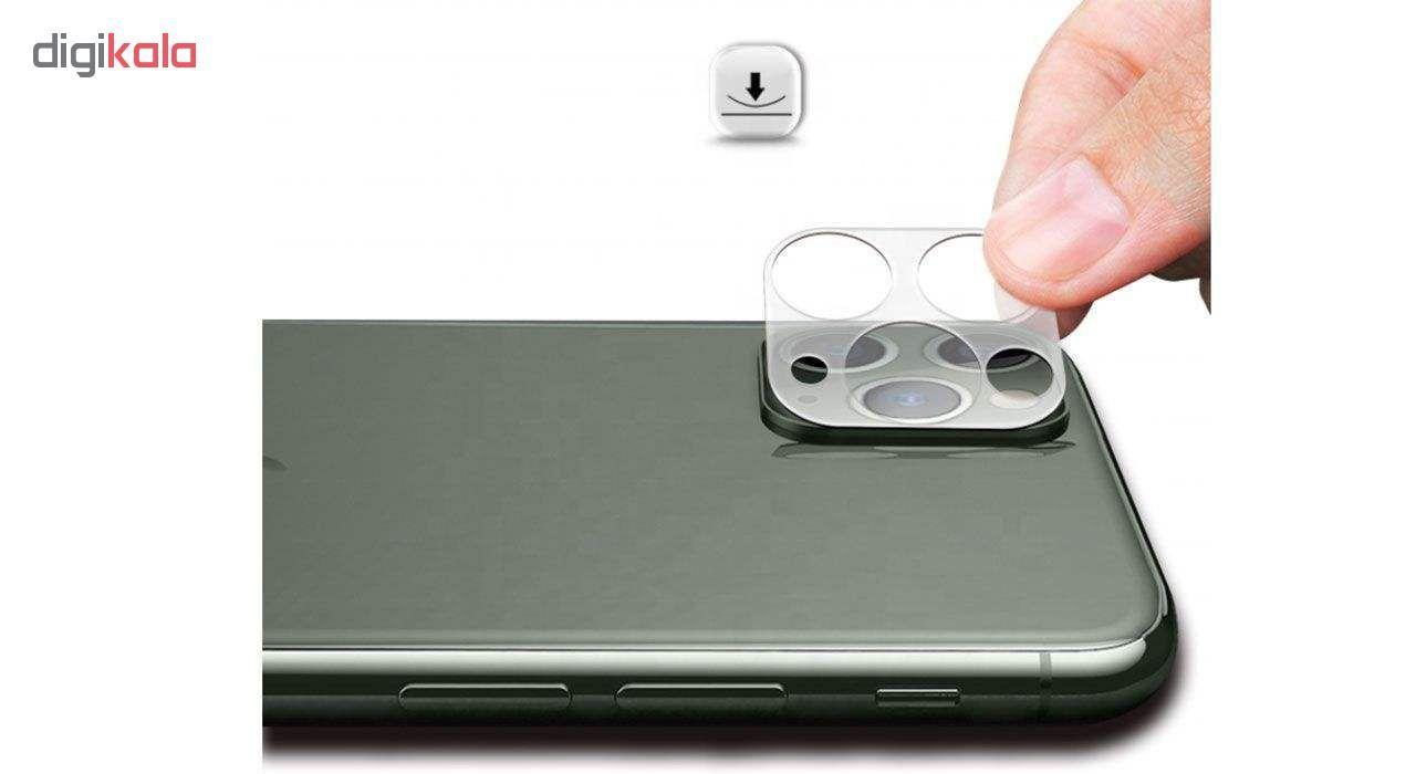 محافظ لنز دوربین مدل TC-11 مناسب برای گوشی موبایل اپل iPhone 11 Pro max main 1 2