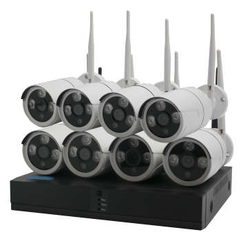 سیستم امنیتی مدل  SC-1080-8