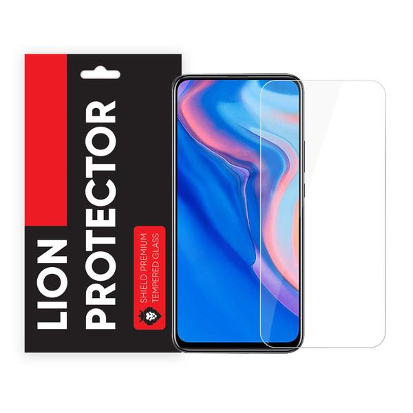 محافظ صفحه نمایش شیلد مدل Lion GLS مناسب برای گوشی موبایل هوآوی Y9 Prime 2019
