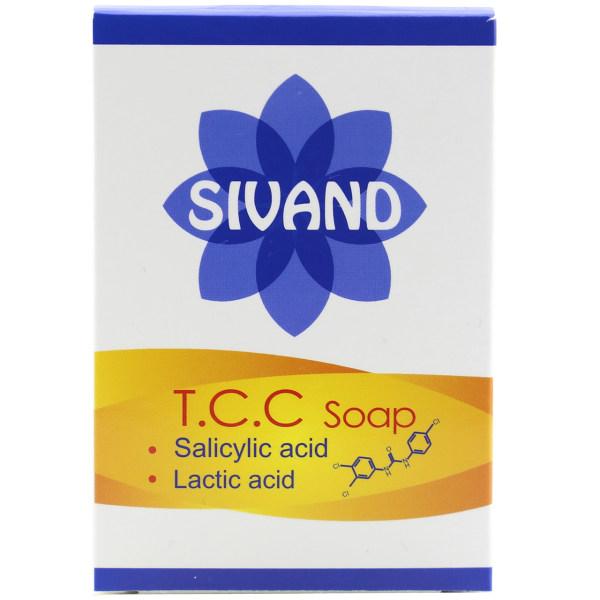 صابون ضد باکتری سیوند مدل TCC 0212 وزن 90 گرم