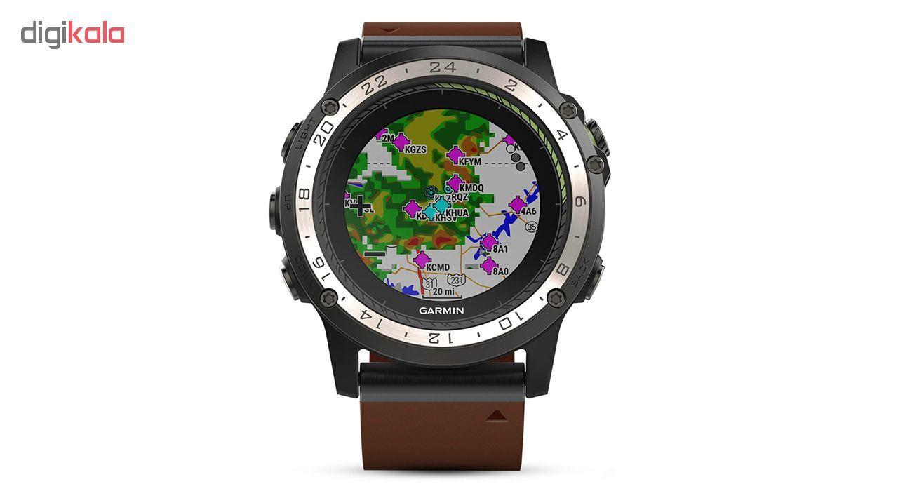 ساعت مچی هوشمند گارمین مدل D2 CHARLIE کد 010-01733-31 main 1 3