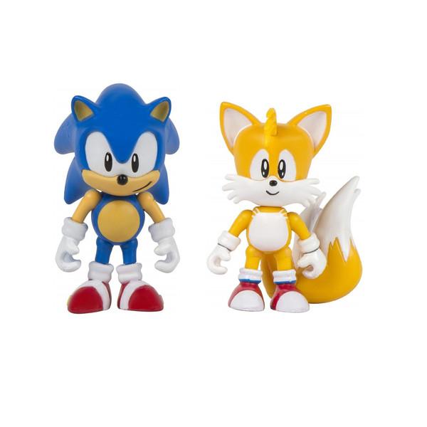 اکشن فیگور تامی طرح سونیک مدل Sonic Tails T22055 بسته 2 عددی