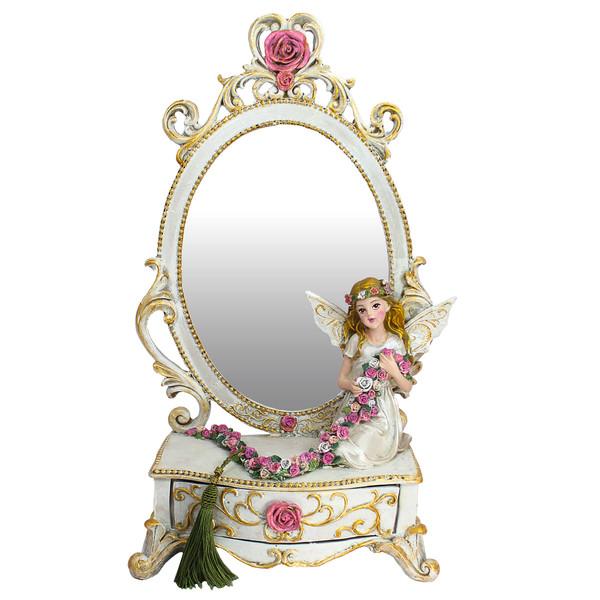 آینه دست نگار طرح فرشته کد 1-20