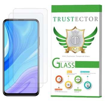 محافظ صفحه نمایش تراستکتور مدل GLS مناسب برای گوشی موبایل هوآوی Y9s بسته 2 عددی