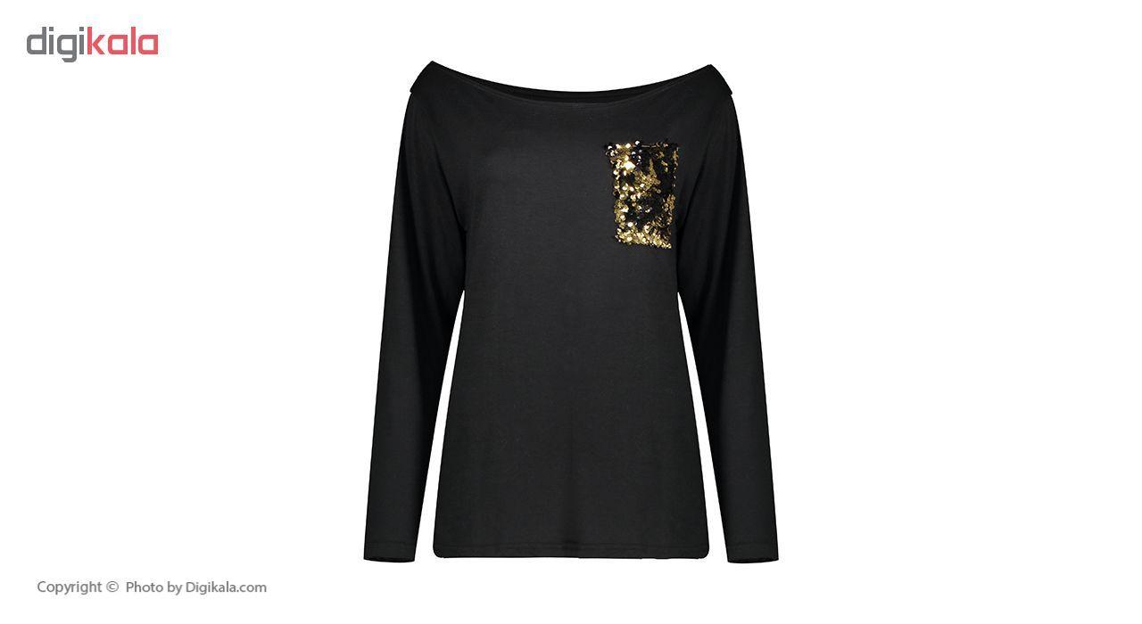 ست تی شرت و شلوار زنانه کد 1112132086 main 1 7
