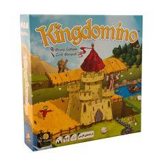 بازی فکری مدل Kingdomino