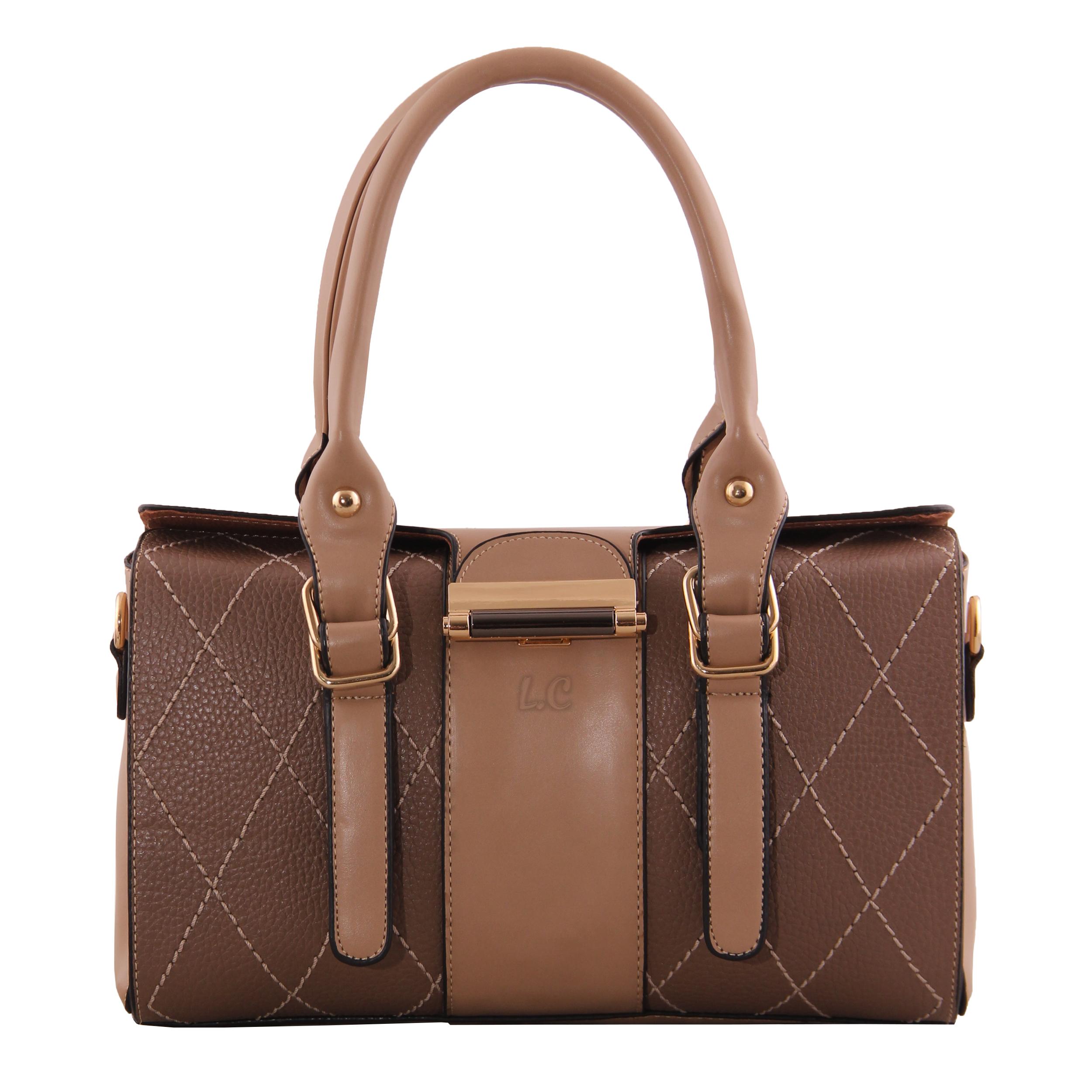 کیف دستی زنانه شهر چرم کد 0111149