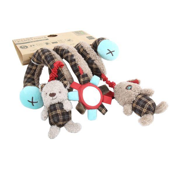 آویز تخت لیدل برد تولد می طرح سگ کد LB3048