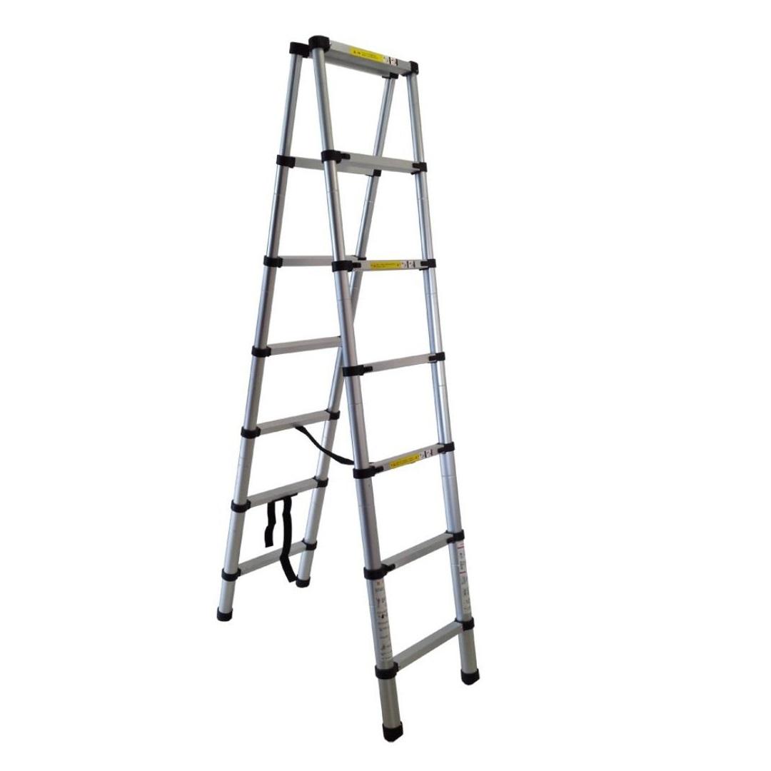 نردبان 14 پله  مدل  TL2S72m