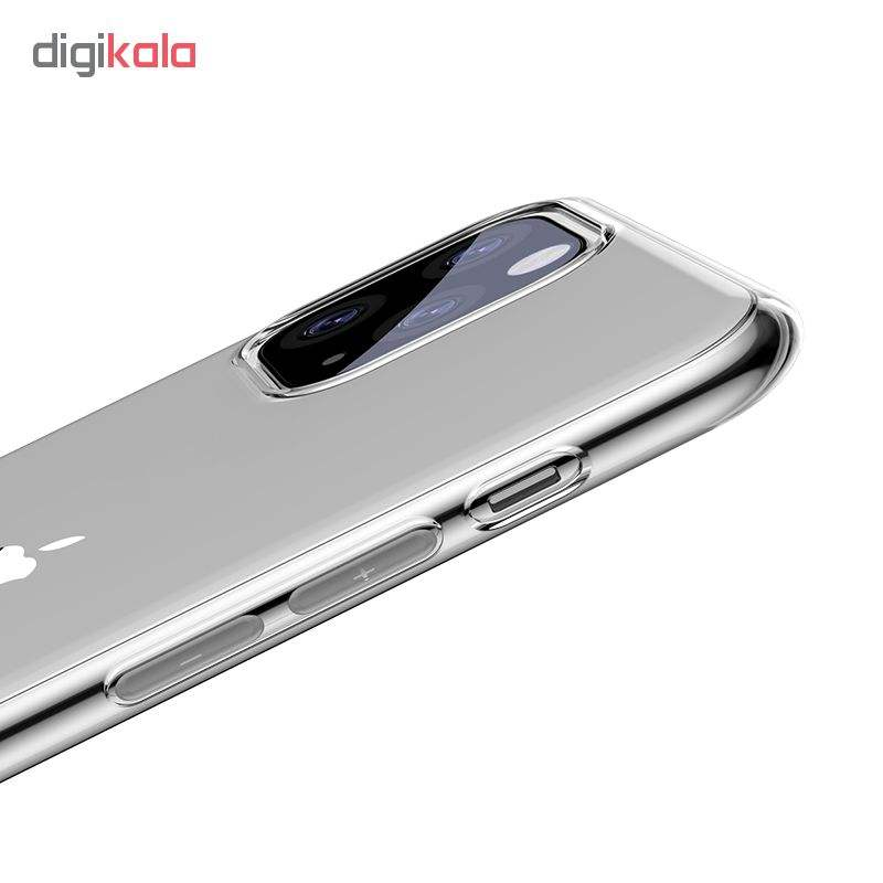 کاور باسئوس مدل ARAPIPH65S-02 مناسب برای گوشی موبایل اپل iPhone 11 Pro Max main 1 2