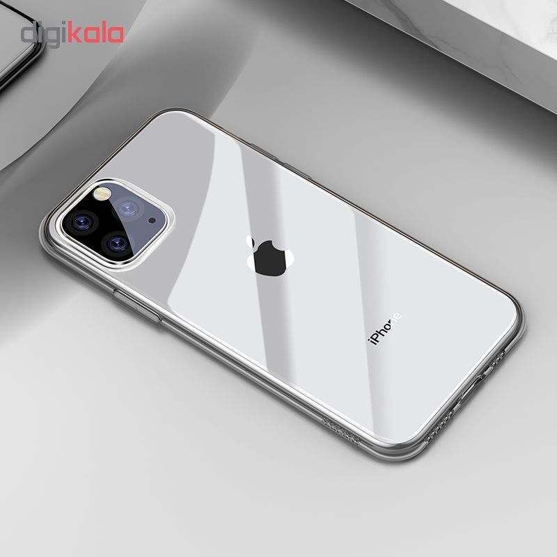کاور باسئوس مدل ARAPIPH65S-02 مناسب برای گوشی موبایل اپل iPhone 11 Pro Max main 1 3