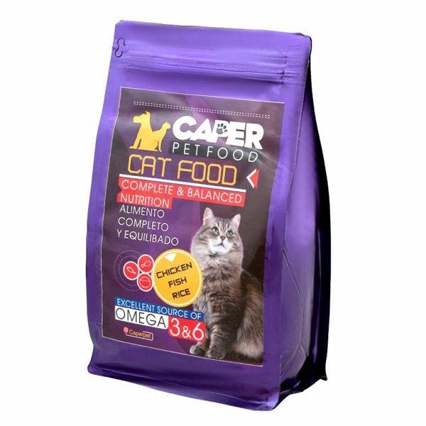 غذای خشک گربه کاپر کد catfood29 وزن 1 کیلوگرم