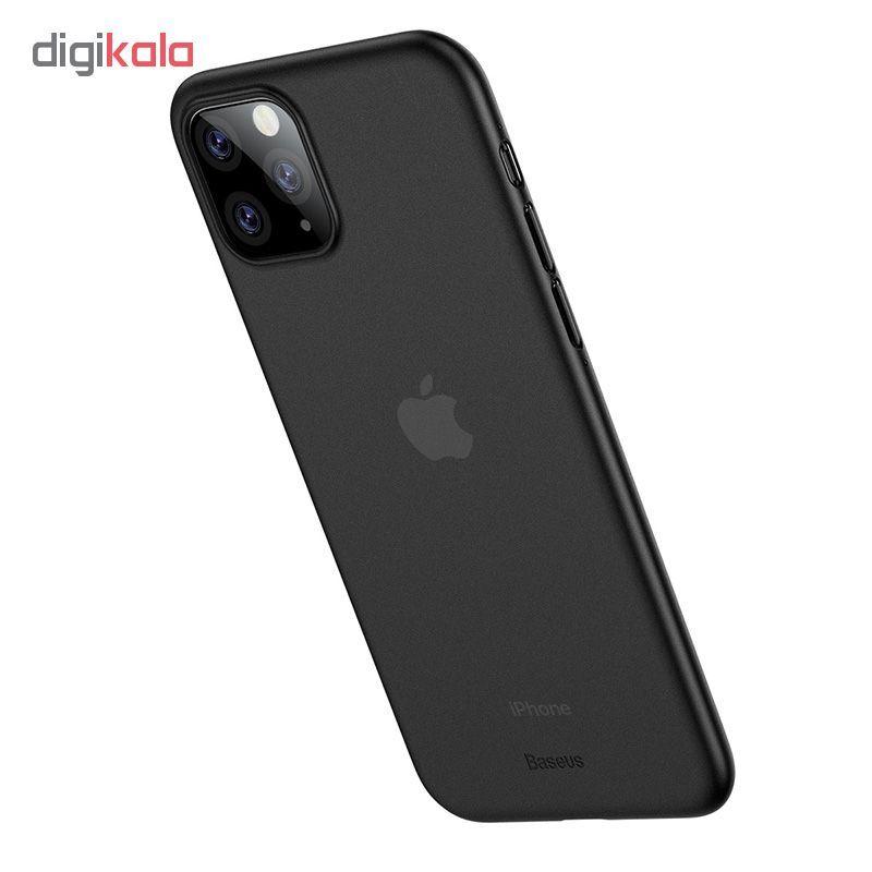 کاور باسئوس مدل WIAPIPH58S-01 مناسب برای گوشی موبایل اپل iPhone 11 Pro  main 1 2