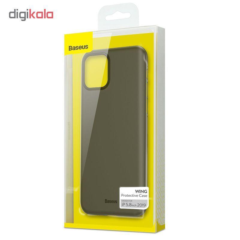 کاور باسئوس مدل WIAPIPH58S-01 مناسب برای گوشی موبایل اپل iPhone 11 Pro  main 1 6
