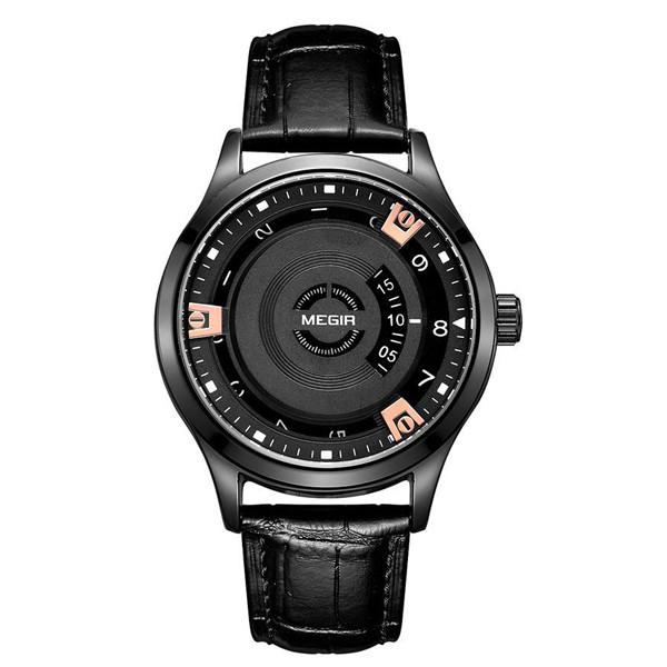 ساعت مچی عقربه ای مردانه مگیر مدل ML1067GBK-1N0