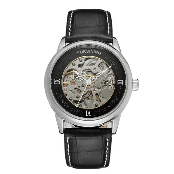 کد تخفیف                                      ساعت مچی عقربه ای مردانه فورسنینگ مدل FSG8046M3S2 - BL