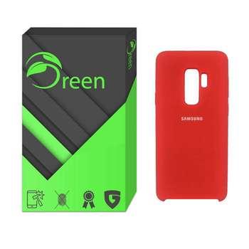 کاور گرین مدل SC-001 مناسب برای گوشی موبایل سامسونگ Galaxy S9 Plus