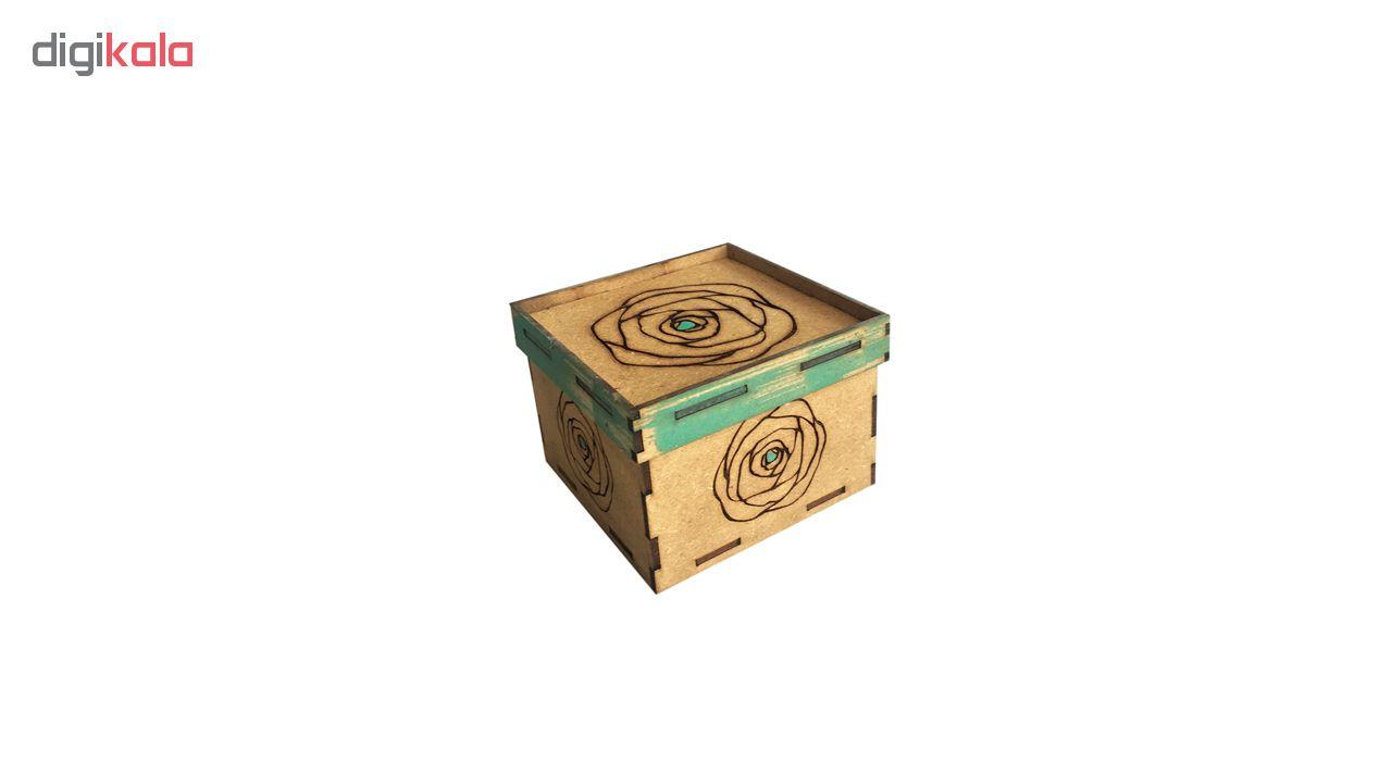 خرید                      جعبه هدیه طرح رز کد ch11