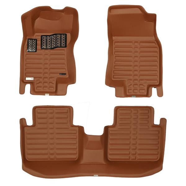 کفپوش سه بعدی خودرو تری دی مکس اچ اف کی مدل HS319412 مناسب برای رنو تالیسمان
