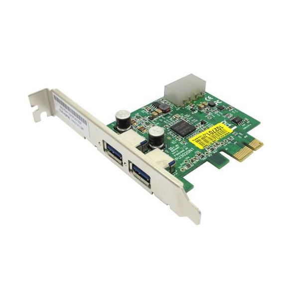 هاب USB 3.0 دو پورت PCI-E ترندنت مدل TU3-H2PIEG