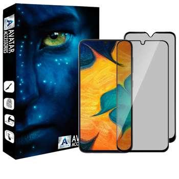 محافظ صفحه نمایش مات آواتار مدل GMASA50-2 مناسب برای گوشی موبایل سامسونگ Galaxy A50 بسته دو عددی
