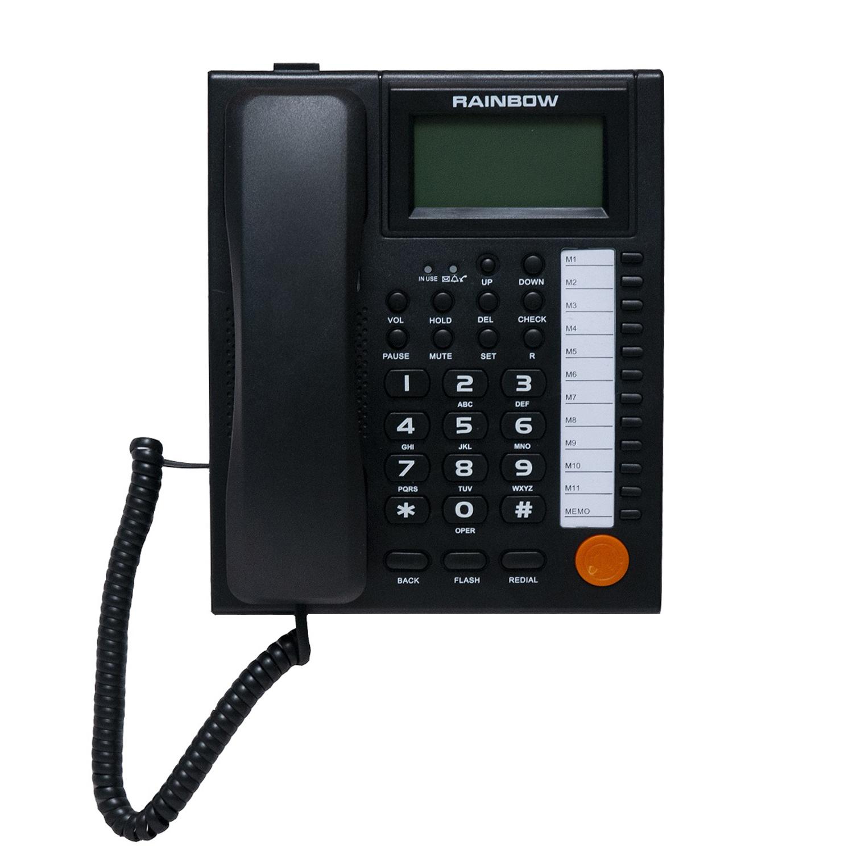 تلفن  رینبو مدل KX-T883Cid