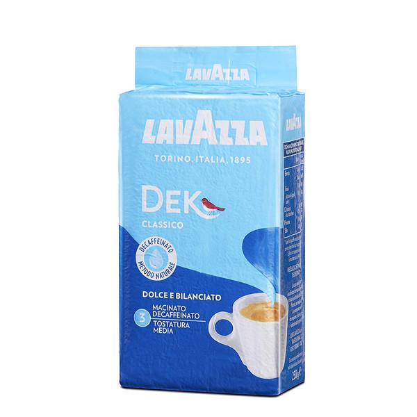 پودر قهوه لاواتزا مدل Dek Classico مقدار 250 گرم
