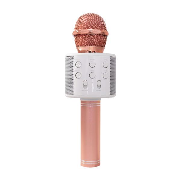 میکروفون اسپیکر بلوتوثی کد858