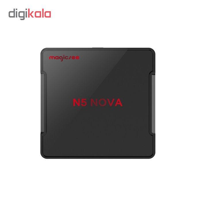 اندروید باکس مجیکسی مدل N5 NOVA 4/32