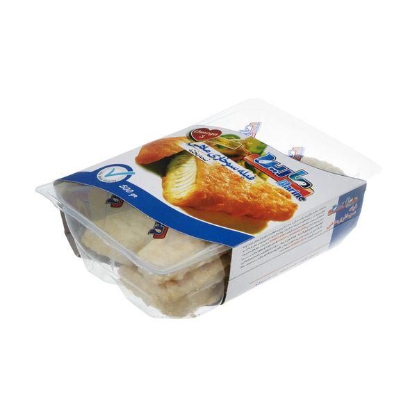 فیله سوخاری ماهی مارین - 500 گرم