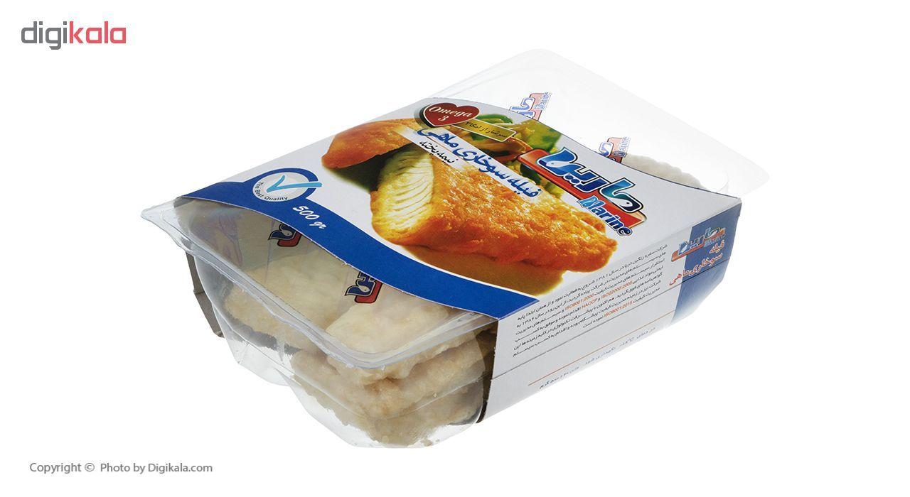 فیله سوخاری ماهی مارین - 500 گرم main 1 2