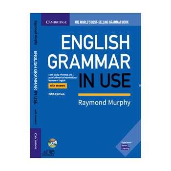 کتاب ENGLISH GRAMMAR IN USE اثر raymond murphy انتشارات رهنما
