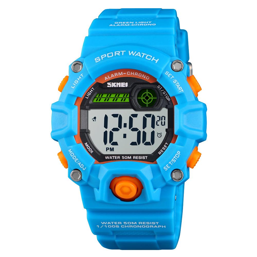 ساعت مچی دیجیتال بچگانه اسکمی مدل 1484A