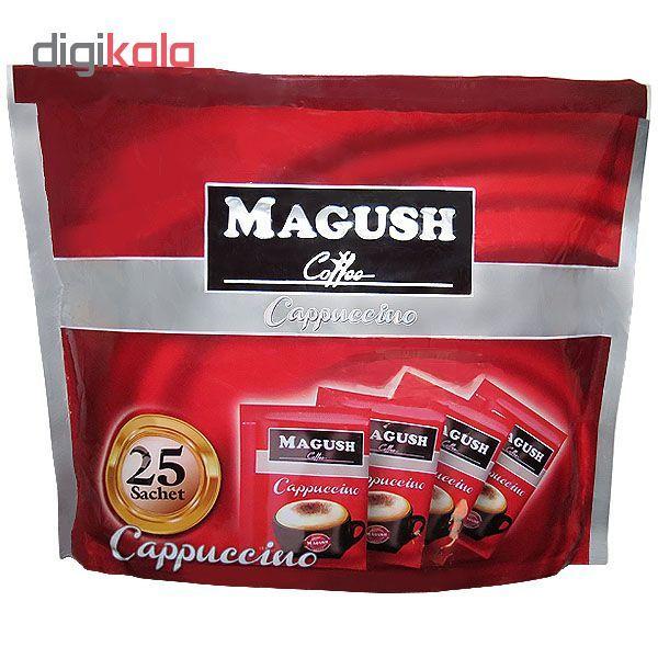 کاپوچینو ماگوش بسته 25 عددی main 1 2