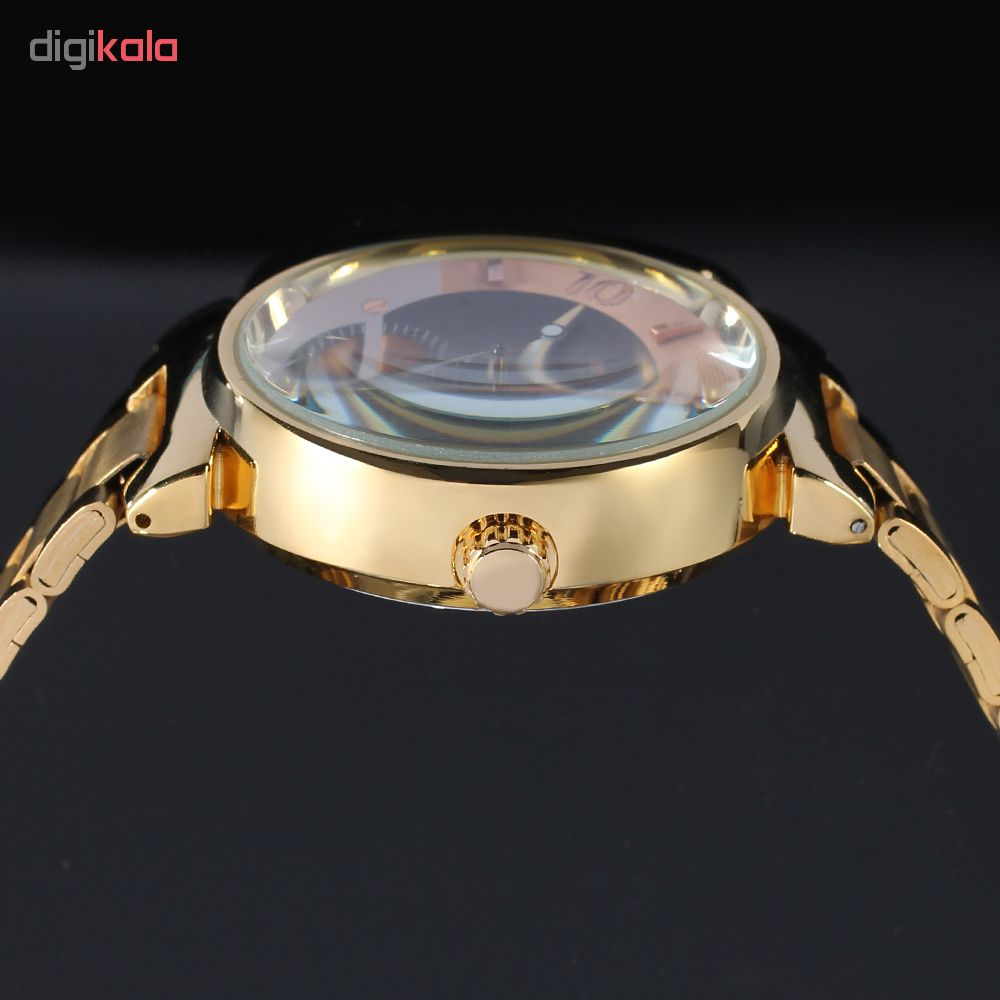 کد تخفیف                                      ساعت مچی عقربه ای مردانه فورسنینگ مدل FSG8070M4G2