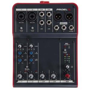 میکسر صدا پروئل مدل MQ6