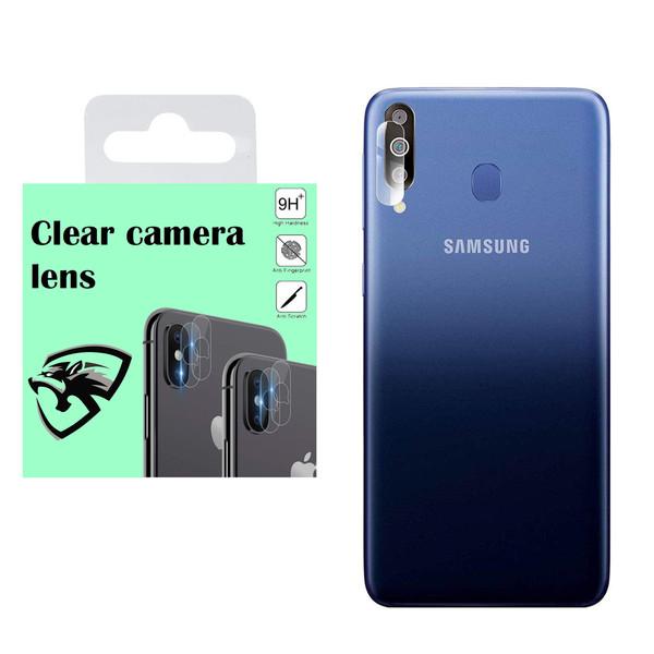 محافظ لنز دوربین مدل bjn مناسب برای گوشی موبایل سامسونگ galaxy a20s