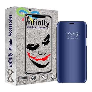 کیف کلاسوری اینفینیتی مدل INFKA مناسب برای گوشی موبایل سامسونگ GALAXY A30s