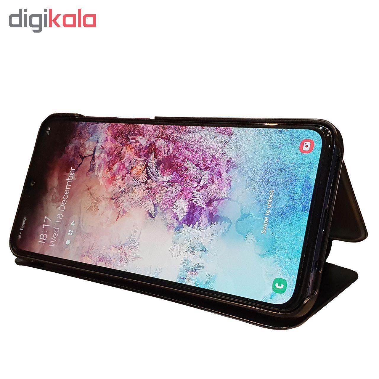 کیف کلاسوری اینفینیتی مدل INFKA مناسب برای گوشی موبایل سامسونگ GALAXY A50s